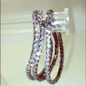Givenchy Stretch Bracelets, 14.27g